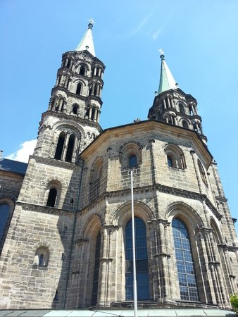 Bamberger Dom : Кафедральный собор Бамберга