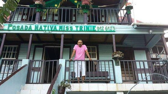 Posada Nativa Miss Trinie: mi casa en san andres