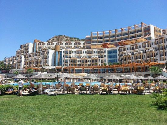 Kefaluka Resort : Rooms