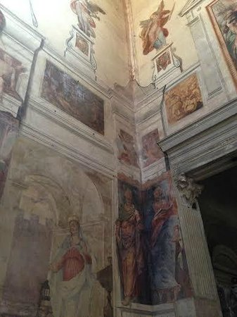 Basilica Di Santa Prassede: Interno