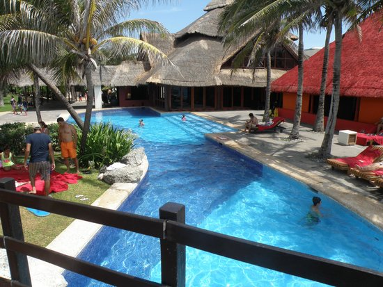 Grand Oasis Cancun: piscina 3