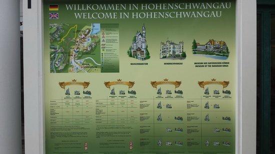 Schloss Hohenschwangau: costo biglietti