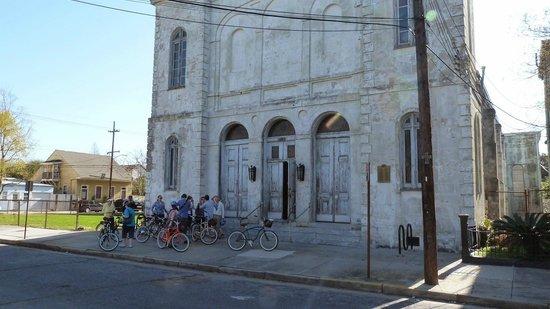 Lower 9th Ward: Historic Church Upper 9th Ward