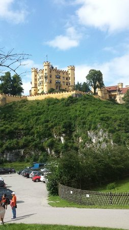 Schloss Hohenschwangau: castello