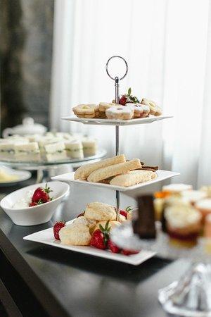 Hôtel Place d'Armes: Tea Time