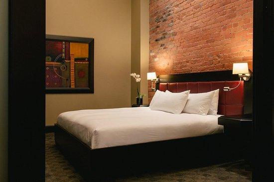 Le Place d'Armes Hotel & Suites: Penthouse