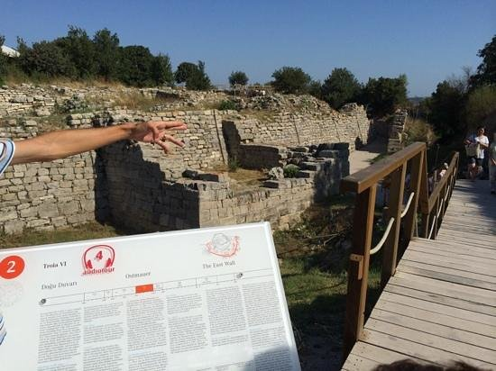 Hassle Free Travel: Troy requires imagination but it is worthy