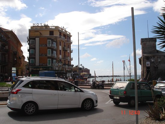 Italia e Lido Hotel: Отель