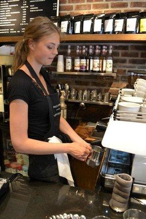 Caffe Latte Macchiato - La Torrefazione