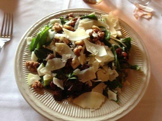 The Historic Smithville Inn : House Salad