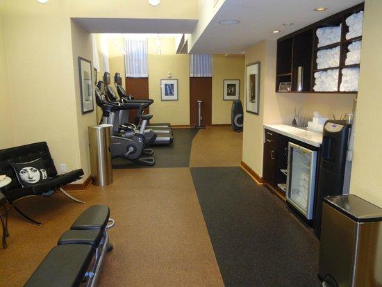 Renaissance New York Hotel 57: Gym
