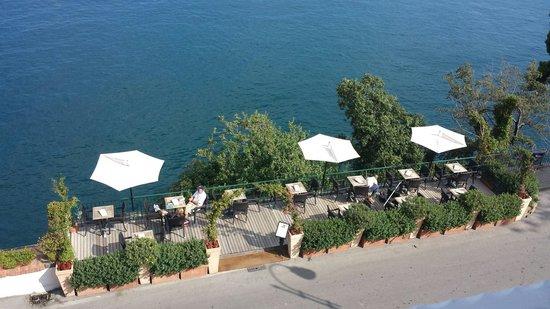 Villa Garden Hotel: Terrazza aperitivo