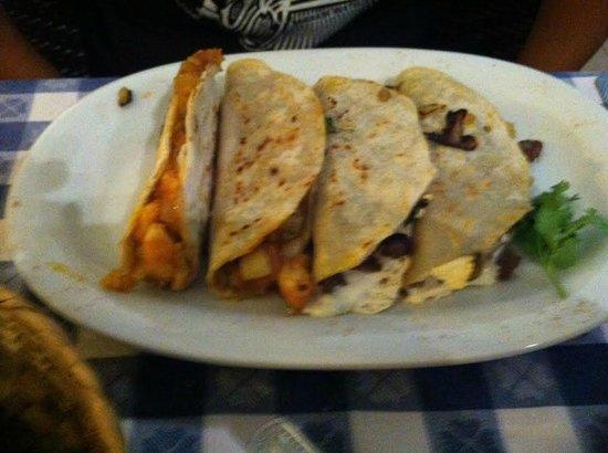 La Terraza Restaurante: Shrimp Tacos So Good It Will Make You Cry