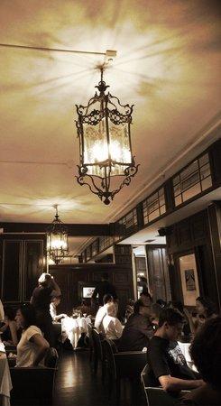 Flamant Restaurant: Parte del salón