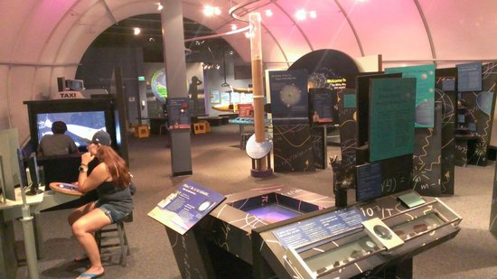 Imiloa Astronomy Center: Exhibit Hall