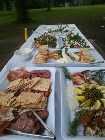 Culinary Adventure Co. : Picnic dinner
