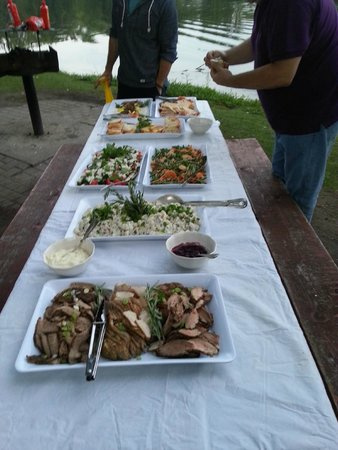 Culinary Adventure Co.: Picnic dinner