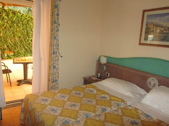 Atahotel Naxos Beach : номер
