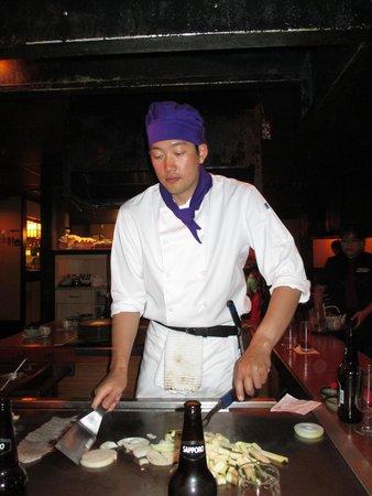Japanese Village Restaurant: Prepare Meal
