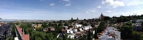 Rosewood San Miguel de Allende: View!