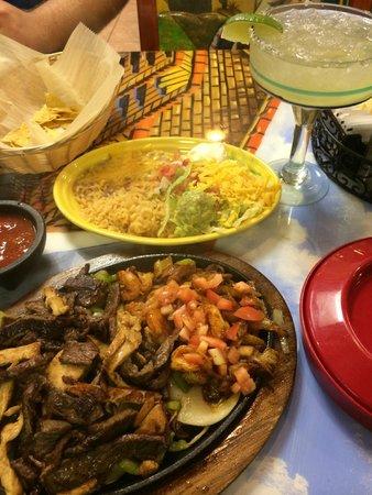 Mexico Tipico: Fajitas