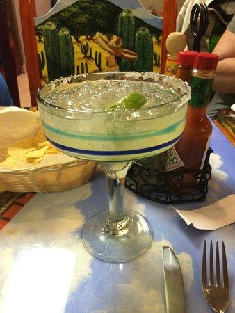 Mexico Tipico: Margarita