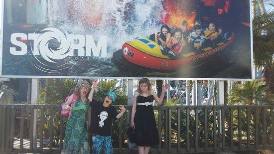 Sea World: Storm ad