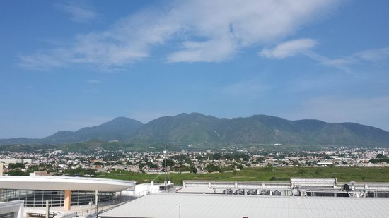 Fiesta Inn Tepic: Vista de la ciudad