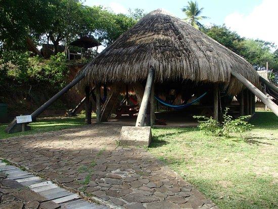 Kabet at the Kalinago Barana Aute - Picture of Carib ...