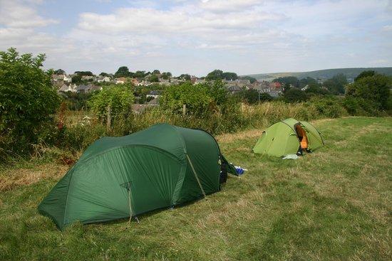 Putlake Adventure Farm: Camping at Putlake