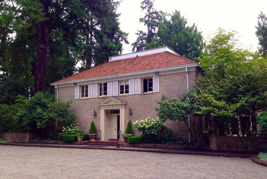 The Wagner House Picture Of Lakewold Gardens Lakewood Tripadvisor