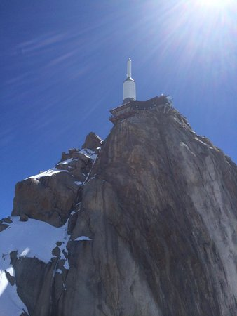 Mont Blanc : The peak