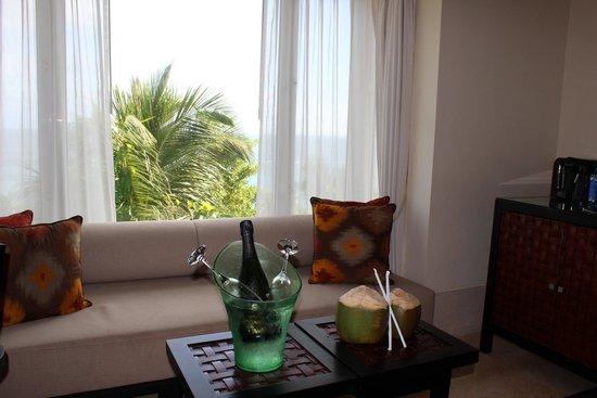 Banyan Tree Seychelles: Our villa