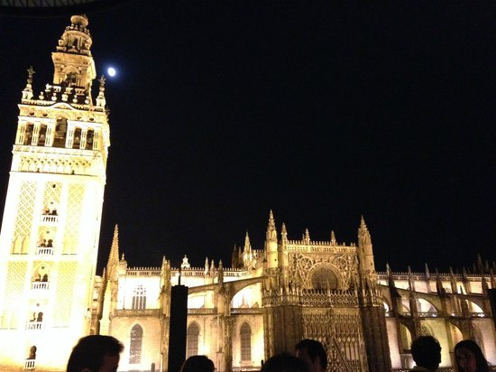 Hesperia Sevilla: This just completed the perfect stay in Sevilla