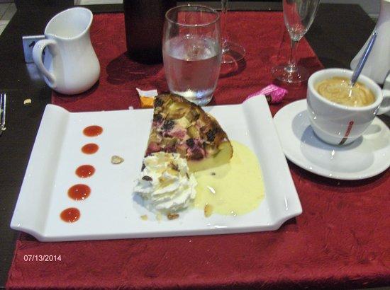 Holiday Inn Calais - Coquelles : Dessert