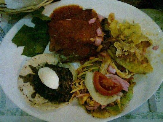 La Chaya Maya: comida tipica de yucatan