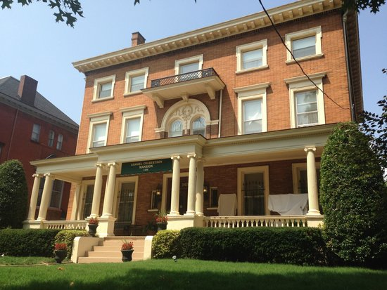 The Samuel Culbertson Mansion Bed and Breakfast Inn : Samuel Culbertson Mansion