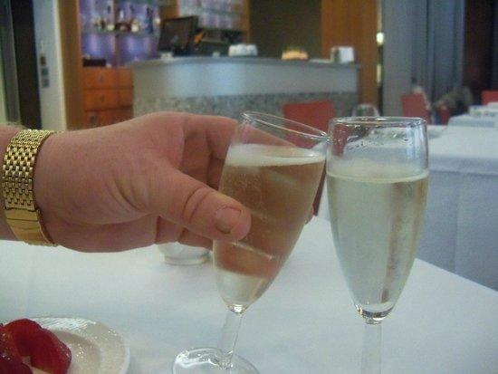 Number Twelve: Cheers!