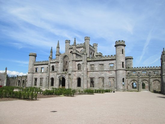 Lowther Castle and Gardens: Lowther Castle