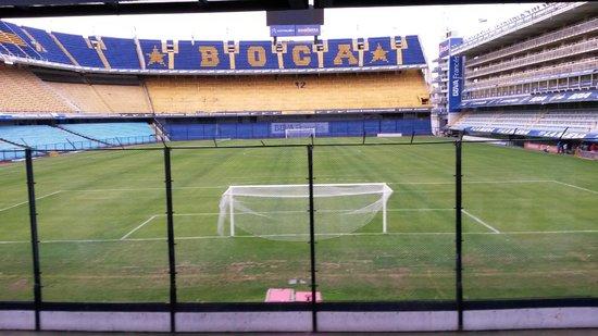 Estadio Alberto J. Armando (La Bombonera) : Boca