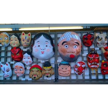 Nakamise shopping strip, Asakusa