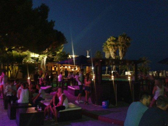 azuLine Club Cala Martina Ibiza: Dopo cena...