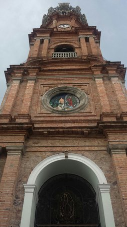 The Church of Our Lady of Guadalupe: Que hermoso lugar!!!