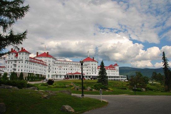 Omni Mount Washington Resort: l hôtel