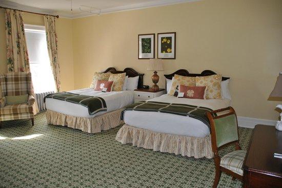 Omni Mount Washington Resort: la chambre