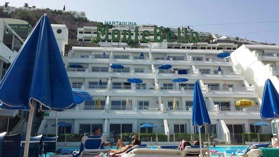Servatur Montebello Apartments: Una semana de vacaciones geniales...perfectas...
