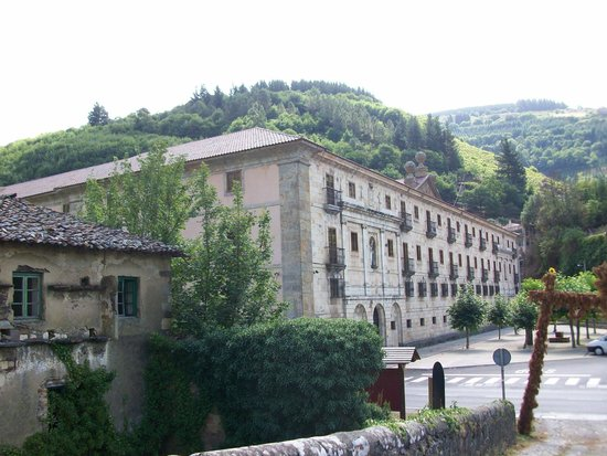 Parador de Corias: Hotel