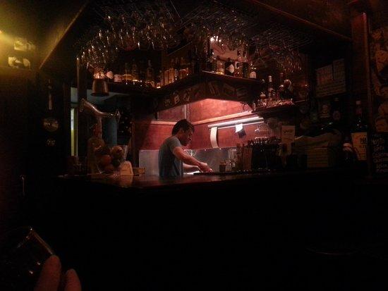 Chulapio Bar a Crepes: il dentro dentro