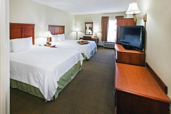 Hampton Inn Norman: Double Room