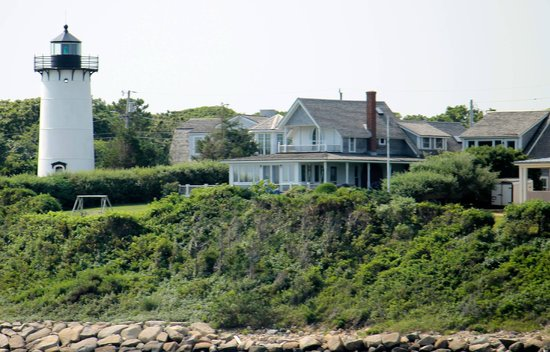 Witch of Endor Sailing Charters: East Chop Lighthouse